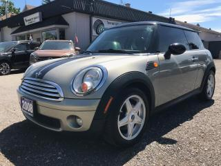 Used 2008 MINI Cooper Coupe for sale in Bloomingdale, ON
