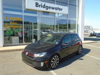 Used 2013 Volkswagen Golf GTI LEATHER, 6-SPEED for sale in Hebbville, NS