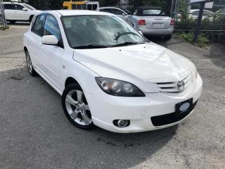 Used 2006 Mazda MAZDA3 Sport for sale in Surrey, BC