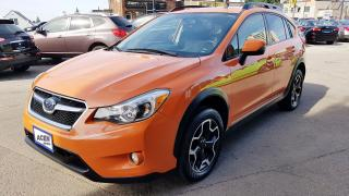 Used 2013 Subaru XV Crosstrek Limited Pkg/ NAVIGATION-ALLOY-SUNROOF for sale in Hamilton, ON