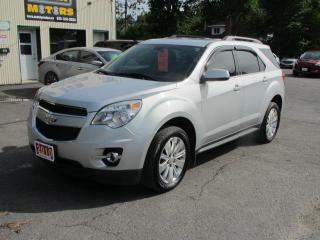 Used 2010 Chevrolet Equinox LT1 FWD for sale in Brockville, ON