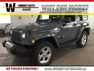 Used 2014 Jeep Wrangler Sahara|NAVIGATION|4WD|BLUETOOTH|52,988 KMS for sale in Cambridge, ON