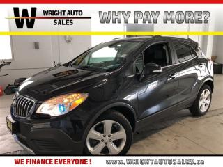 Used 2016 Buick Encore BACKUP CAMERA|BLUETOOTH|40,948 KMS for sale in Cambridge, ON