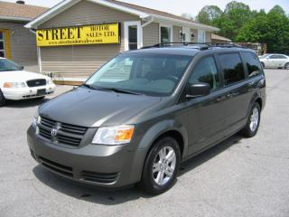 Used 2010 Dodge Grand Caravan SE Stow&Go*DVD* REAR AIR for sale in Smiths Falls, ON