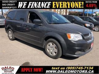 Used 2012 Dodge Grand Caravan SE| 7 PASSENGER for sale in Hamilton, ON