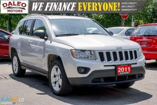 Used 2011 Jeep Compass North| ALL WHEEL DRIVE | WE FINANCE for sale in Hamilton, ON