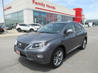 Used 2013 Lexus RX 350 FULLY LOADED! STUNNING SUV for sale in Brampton, ON