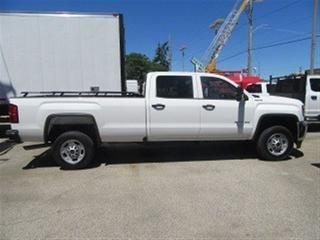 Used 2018 GMC Sierra 2500 HD CREW CAB 4X4 GAS LONG BOX for sale in Richmond Hill, ON