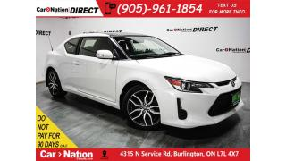 Used 2015 Scion tC | LOW KM'S| SUNROOF| TOUCH SCREEN| for sale in Burlington, ON