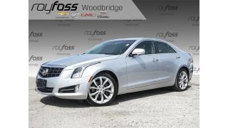 Used 2014 Cadillac ATS 2.0L Turbo Performance for sale in Woodbridge, ON