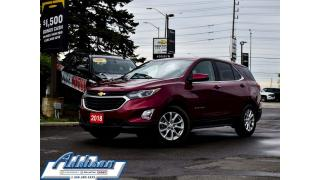 Used 2018 Chevrolet Equinox LT Leather Only 2500 KM Convience/Confidence PKG for sale in Mississauga, ON