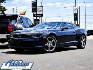 Used 2014 Chevrolet Camaro 2LT Coupe RS Edition Sunroof Leather for sale in Mississauga, ON