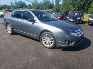 Used 2012 Ford Fusion 182k Safetied We Finance SEL for sale in Madoc, ON