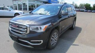 Used 2017 GMC Acadia SLE for sale in Arnprior, ON