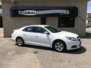 Used 2013 Chevrolet Malibu LS for sale in Mount Brydges, ON