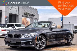 Used 2014 BMW 4 Series 435i|M-Sport,Driver Asst.,Cold Wthr Pkgs|H/K Audio|19