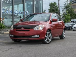 Used 2010 Hyundai Accent SE AUTOMATIC MOONROOF for sale in Scarborough, ON