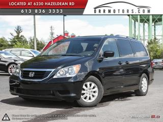 Used 2010 Honda Odyssey EX-L w/ DVD and Navigation for sale in Stittsville, ON