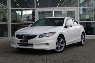 Used 2012 Honda Accord Cpe EX-L V6 Navi at for sale in Vancouver, BC
