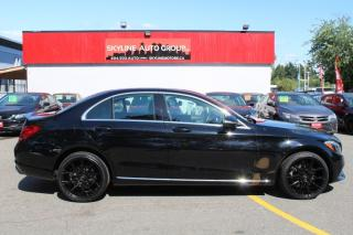 Used 2015 Mercedes-Benz C-Class 4dr Sdn C 300 4MATIC for sale in Surrey, BC