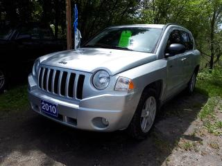 Used 2010 Jeep Compass North Edition..certified,Stick!! for sale in Oshawa, ON