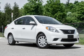 Used 2013 Nissan Versa SV | CarLoans Available for Any Credit for sale in Norval, ON