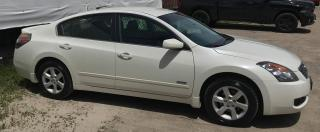 Used 2009 Nissan Altima HYBRID for sale in Barrie, ON