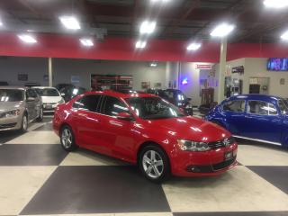 Used 2014 Volkswagen Jetta 1.8 TSI COMFORTLINE AUT0 A/C SUNROOF 93K for sale in North York, ON