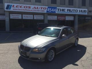 Used 2010 BMW 3 Series 323i for sale in North York, ON