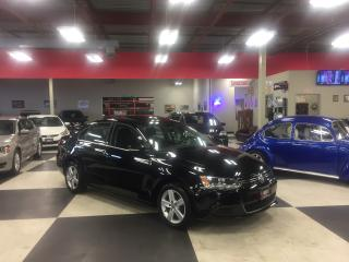 Used 2014 Volkswagen Jetta 1.8 TSI COMFORTLINE AUT0 A/C SUNROOF 59K for sale in North York, ON