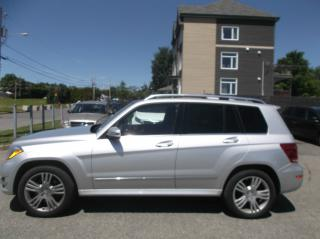 Used 2015 Mercedes-Benz GLK-Class for sale in Ancienne Lorette, QC