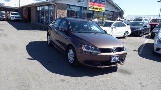 Used 2014 Volkswagen Jetta Comfortline/SUNROOF/IMMACULATE$11999 for sale in Brampton, ON