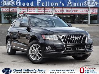 Used 2014 Audi Q5 KOMFORT LINE, QUATTRO, LEATHER SEATS, 2.0 L TURBO for sale in North York, ON