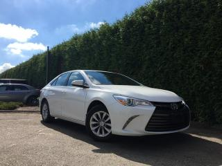 Used 2017 Toyota Camry LE + BACK-UP CAMERA + NO EXTRA DEALER FEES for sale in Surrey, BC