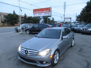 Used 2010 Mercedes-Benz C 300 C 300 for sale in Scarborough, ON
