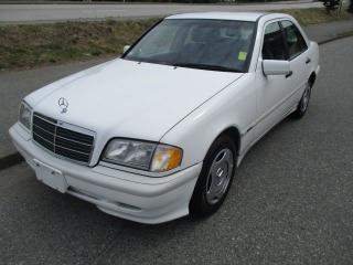 Used 1998 Mercedes-Benz C-Class C230 for sale in Surrey, BC