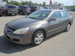Used 2007 Honda Accord SE for sale in Simcoe, ON