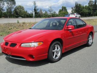 Used 2002 Pontiac Grand Prix GT for sale in Surrey, BC