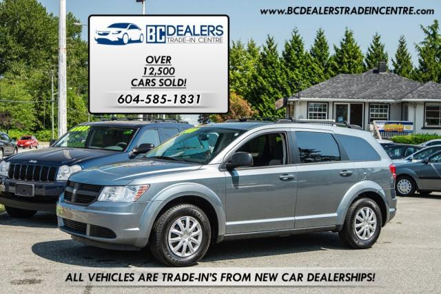 2009 Dodge Journey SE, 2.4L 4-Cylinder, Local, No Accidents, Clean!