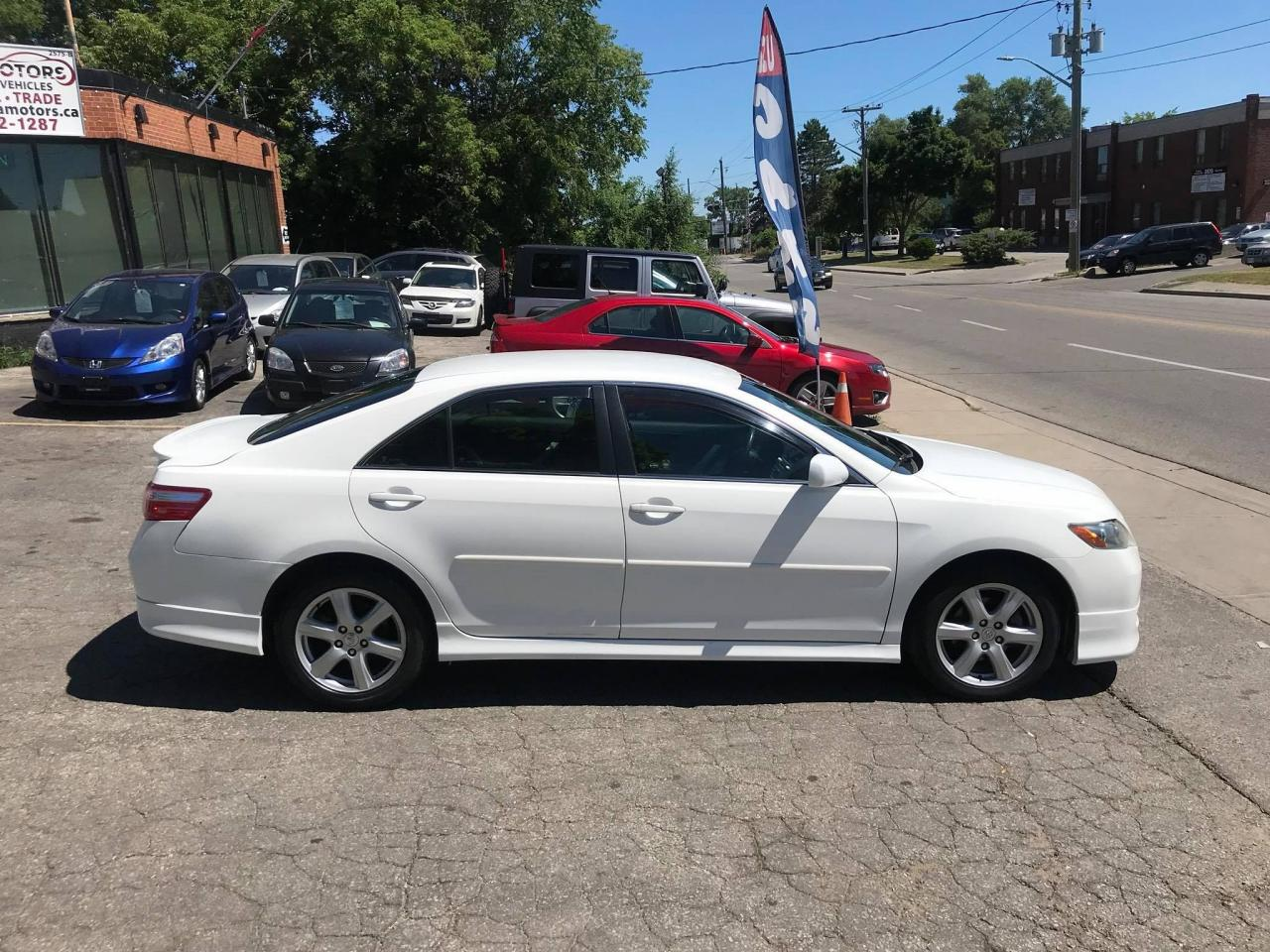 Used 2009 Toyota Camry Se No Accidents For Sale In Mississauga Fuel Filter Location On