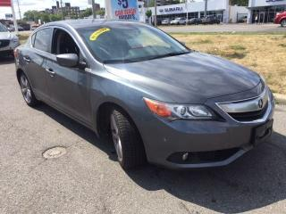 Used 2013 Acura ILX Premium Pkg, Back up, Blue Tooth, Roof, Only 94 km for sale in Toronto, ON