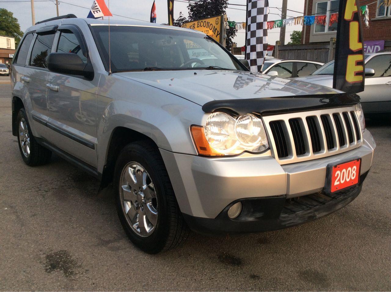 2008 Jeep Grand Cherokee Laredo - Diesel