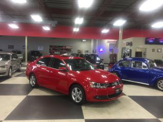 Used 2014 Volkswagen Jetta 1.8 TSI COMFORTLINE AUT0 A/C SUNROOF  74K for sale in North York, ON