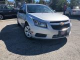 Photo of Silver 2013 Chevrolet Cruze