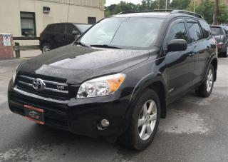 Used 2008 Toyota RAV4 LIMITED  for sale in Midland, ON