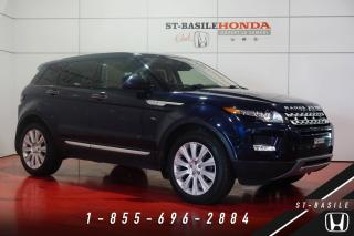 Used 2015 Land Rover Evoque Prestige + MERIDIAN + NAVIGATION + GARAN for sale in St-Basile-le-Grand, QC