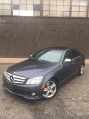 Used 2008 Mercedes-Benz C 300 4-MATIC - SPORT PKG. - CERTIFIED for sale in Toronto, ON