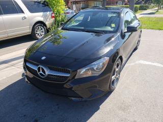 Used 2016 Mercedes-Benz C-Class CLA 250 for sale in Scarborough, ON