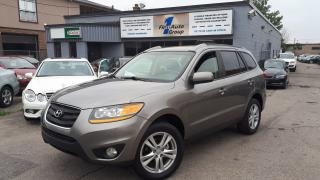Used 2011 Hyundai Santa Fe AWD w/LEATHER for sale in Etobicoke, ON