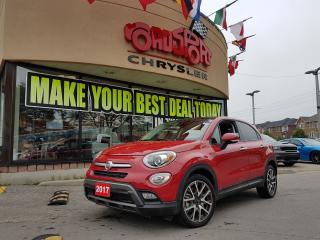 Used 2017 Fiat 500 TREKKING P-ROOF B-TOOTH REAR CAM for sale in Scarborough, ON